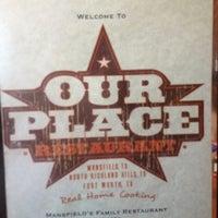 Foto scattata a Our Place Restaurant da Barbara K. il 7/19/2012