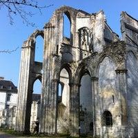 Photo prise au Abbaye Saint-Wandrille par Laurent B. le3/24/2012