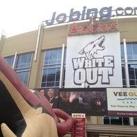 Foto diambil di Gila River Arena oleh Joe L. pada 4/14/2012
