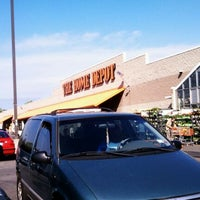 Photo Taken At The Home Depot By Thomas Z On 5 6 2012