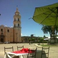 รูปภาพถ่ายที่ Restaurante El Cholulteca โดย Israel G. เมื่อ 8/8/2012