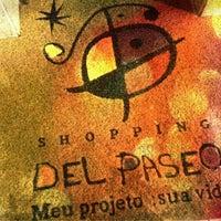 Das Foto wurde bei Shopping Del Paseo von Hellen M. am 6/22/2012 aufgenommen