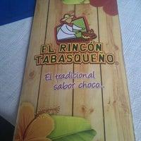 11/2/2011에 @mpastrana ⎋.님이 El Rincón Tabasqueño에서 찍은 사진