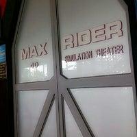 Foto tirada no(a) 4D Max Rider Star City por Ian A. em 7/13/2012
