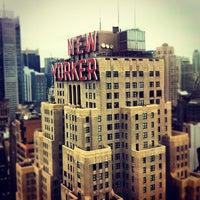 Foto tomada en Wyndham New Yorker por Chris K. el 3/3/2012