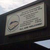 Access Community Church of God 7th Day - Church in Hamilton