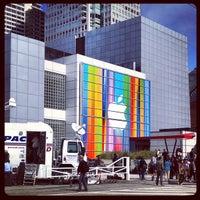 Das Foto wurde bei Yerba Buena Center for the Arts von Ally G. am 9/12/2012 aufgenommen