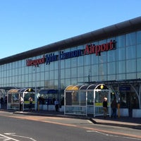 Foto scattata a Liverpool John Lennon Airport (LPL) da Steve M. il 3/26/2012