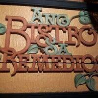 4/24/2012 tarihinde blitzkriëgziyaretçi tarafından Bistro Remedios'de çekilen fotoğraf