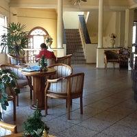 Foto tirada no(a) Plaza Hotel Mococa por Maria Fernanda T. em 12/25/2011