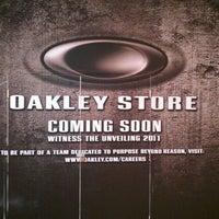 a52e8b04ed5 ... Photo taken at Oakley Store by Brandon P. on 10 19 2011 ...