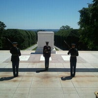 Photo prise au Arlington National Cemetery par Chelsea R. le7/26/2011