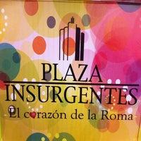 Foto tomada en Plaza Insurgentes por Marcelo M. el 8/22/2012