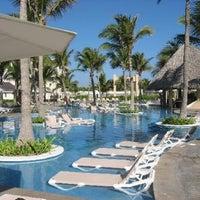 6/30/2012 tarihinde Sergioziyaretçi tarafından Hard Rock Hotel & Casino Punta Cana'de çekilen fotoğraf