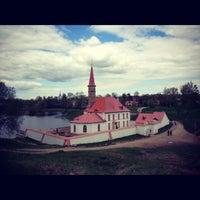 Снимок сделан в Приоратский дворец / Priory Palace пользователем Anna E. 5/13/2012