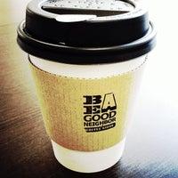 Das Foto wurde bei Be A Good Neighbor Coffee Kiosk von Hideki N. am 2/11/2012 aufgenommen