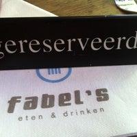 Das Foto wurde bei Fabel's von Jeroen L. am 7/4/2012 aufgenommen