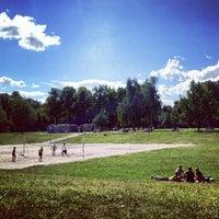 8/26/2012にLeo L.がVolkspark Friedrichshainで撮った写真
