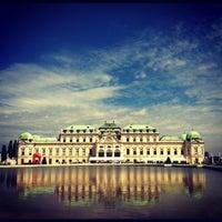 Снимок сделан в Бельведер пользователем Mauro de O. 7/14/2012