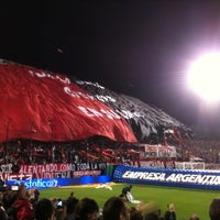 Снимок сделан в Estadio Marcelo Bielsa (Club Atlético Newell's Old Boys) пользователем Franco A. 8/20/2012