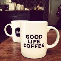 Foto scattata a Good Life Coffee da Tuuti P. il 6/1/2012