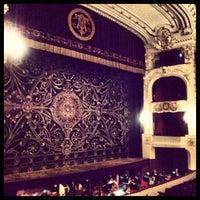 6/19/2012 tarihinde Sebastián M.ziyaretçi tarafından Teatro Municipal de Santiago'de çekilen fotoğraf