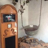 Foto tomada en Museo del queso y del vino por Bertha G. el 9/8/2012