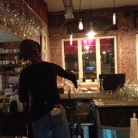 Снимок сделан в The Clock Bar пользователем Najah 7/23/2012