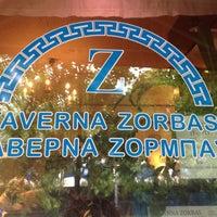 Photo prise au Taverna Zorbas par Nadir A. le6/5/2012