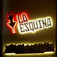 Снимок сделан в La Esquina пользователем Leandro B. 6/24/2012