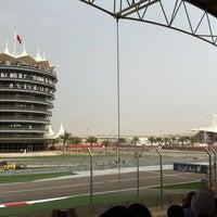 Снимок сделан в Bahrain International Circuit пользователем Renato L. 4/22/2012