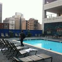 8/25/2012にSeanがSonesta Philadelphia Rittenhouse Squareで撮った写真