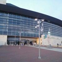 3/3/2012 tarihinde Blazej M.ziyaretçi tarafından INTRUST Bank Arena'de çekilen fotoğraf