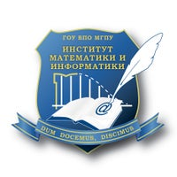 Foto diambil di Институт математики и информатики (ИМИ МГПУ) oleh Институт математики и информатики (ИМИ МГПУ) pada 2/19/2012