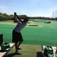 Photo taken at Topgolf by Brandon G. on 4/6/2012