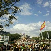Foto tomada en Plaza de Colón por Javi R. el 8/18/2011