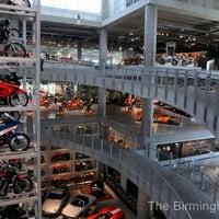 Foto scattata a Barber Vintage Motorsports Museum da AL.com il 12/6/2011