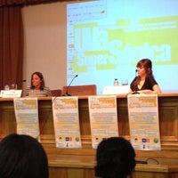 Foto tomada en Facultad de Ciencias Sociales, jurídicas y de la comunicación por Lorenzo M. el 5/3/2012