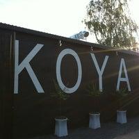 7/11/2012에 Ansis A.님이 KOYA restorāns & bārs에서 찍은 사진