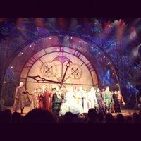 Foto tomada en Teatro Gershwin por Juanita D. el 4/23/2012
