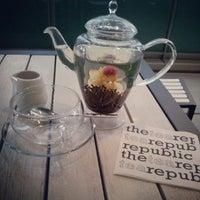 6/30/2012 tarihinde Mookie S.ziyaretçi tarafından the tea republic'de çekilen fotoğraf