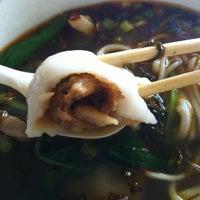7/11/2011 tarihinde Gia K.ziyaretçi tarafından Lam Zhou Handmade Noodle'de çekilen fotoğraf