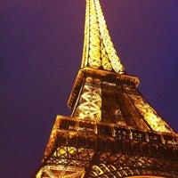 Foto tirada no(a) Restaurant 58 Tour Eiffel por Dionne D. em 3/10/2012