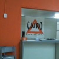Foto tirada no(a) Cairo Disk Esfihas por Alexandre d. em 12/14/2011