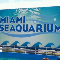 Photo prise au Miami Seaquarium par Lauren W. le10/12/2011
