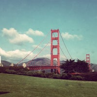 Photo prise au Presidio de San Francisco par Rebeccca K. le11/12/2011