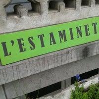 5/31/2012에 Gabriel G.님이 L'Estaminet에서 찍은 사진