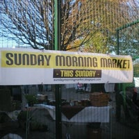 Das Foto wurde bei Chatsworth Road Market von Hackney S. am 12/1/2011 aufgenommen