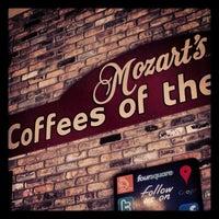 Снимок сделан в Mozart's Coffee пользователем Mark R. 4/24/2012