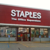 Photo Taken At Staples By B On 6 27 2017